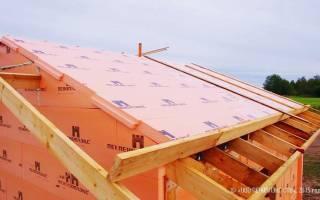Утепление крыши пеноплексом и пенопластом