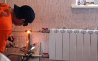 Когда можно менять радиаторы отопления в квартире