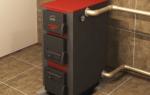 Виды твердотопливных котлов отопления для частного дома