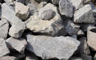 Фундамент на скальном грунте
