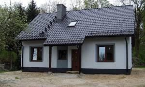 Фундамент для одноэтажного дома из пеноблоков