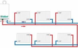 Что такое двухтрубная система отопления