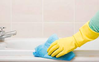 Чистим ванную народным средством в домашних условиях