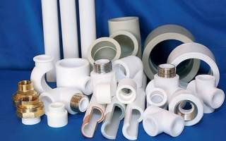 Характеристика полипропиленовых труб для отопления