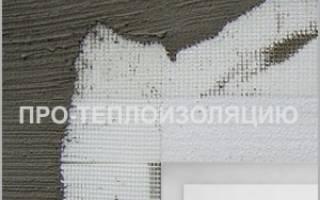 Утепление стен из пеноблоков изнутри