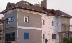 Методы утепления фасадов